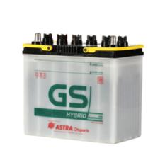 AKI Baterai Mobil NS 60S GS HYBRID ASTRA