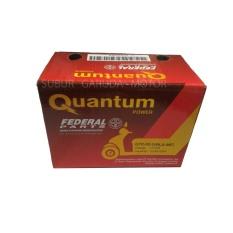 Jual Aki Kering Federal Gtz 5S Quantum Power Vrla Mf Vario Lama Mio J Gt Supra X 125 Federal Grosir