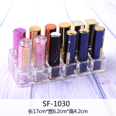 Akrilik Lipstik Rak Kristal Kotak Kosmetik Kotak