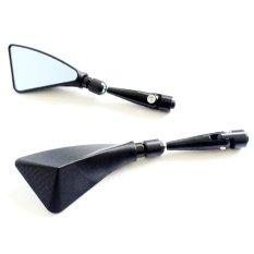 Toko Jual Rajamotor Spion Fairing Non Fairing Model Tomok 1 Kaca Biru Hitam Hitam