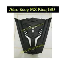 Rp 93.750. Aksesoris V -grill Aero scop yamaha MX king 150IDR93750