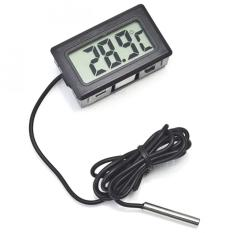 Akuarium Digital Termometer Sensor Kabel / Digital Aquarium Thermometer with Probe