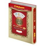 Spesifikasi Al Quranku Arab Latin Indonesia Inggris 4B Merah Online