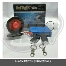 Alarm Merek Raiton Mobil All New Avanza / Xenia / Veloz 2012 - 2015