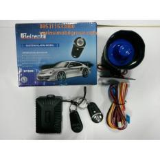Alarm mobil beltech model M1, alarm murah dan berkualitas