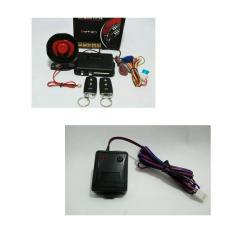 Alarm Mobil Merk Fortuna FNA 007 & Sensor Getar