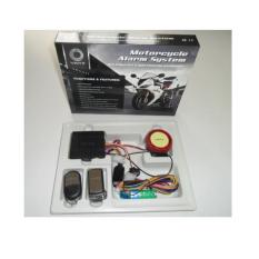 ALARM motor merk VINYX + Baterai Cadangan anti maling / viynix