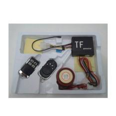 Alarm Motor Panastar + Remot + Cara Pasang Pengaman Kunci Anti System