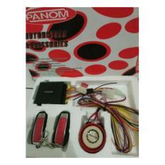 alarm motor plus double starter high quality panom