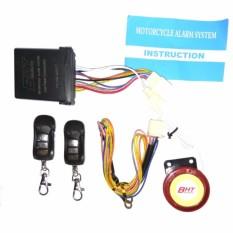 Alarm Motor + Remote BHT 100% Original
