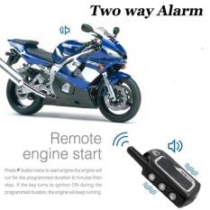 Alarm Motor Remote Starter Master Racing 2 Way Pager Two Way Garansi!