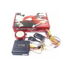 Alarm Motor Remote V12 Fitur Lengkap - Alarm Motor Antimaling - Anti Rampas - Sensor Getar