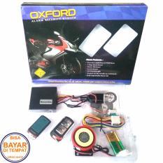 Jual Beli Alarm Motor Universal Bisa Mematikan Mesin Dan Stater Dari Remot Berkualitas Merk Oxford Di Dki Jakarta