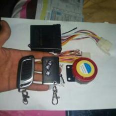 ALARM MP ONE WAYdilengkapi jeda injeksi,rilay dan panduan sesuai motor anda