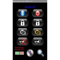 Promo Toko Alarm Remot Motor Android