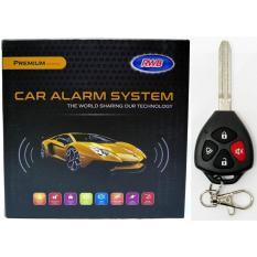 ALARM RWB TUK-TUK CAR ALARM SYSTEM - R800T - kunci Model Toyota