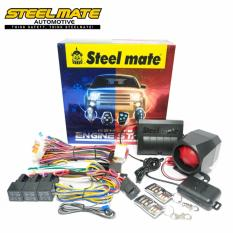 Alarm Steelmate 858 Engine Start Remote Button