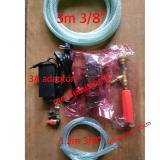 Obral Alat Pencuci Motor Mobil Kandang Pompa 100 Psi 3 Ampere Adaptor Murah