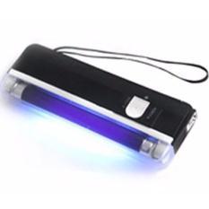Beli Alat Pendeteksi Uang Palsu Money Detector Portable Uv Led Light Torch Lamp Murah