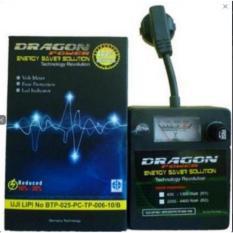 Alat Penghemat Listrik Dragon Power Sertifikasi Lipi R1 Daya 450 Watt S/D 1300
