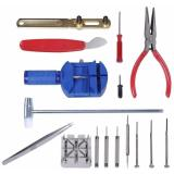 Review Alat Service Jam Tangan Tool Watch Tools Kit Full Set Pemotong Potong Rantai Jawa Barat