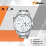 Alba Active Jam Tangan Pria Analog Tali Stainless Steel A2A005X1 Murah
