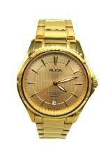 Alba AS9946X1 Jam Tangan Pria - Gold