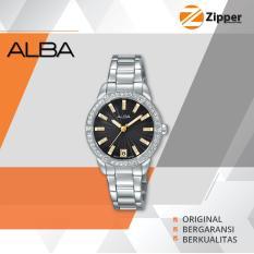 Spesifikasi Alba Fashion Analog Jam Tangan Wanita Tali Stainless Steel Ag8H05X1 Beserta Harganya