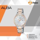 Spesifikasi Alba Fashion Analog Jam Tangan Wanita Tali Stainless Steel Ah7L10X1 Baru