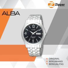 Toko Alba Prestige Analog Jam Tangan Tali Stainless Steel Axnd61X1 Jawa Timur