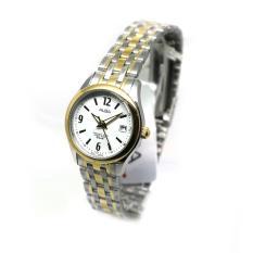 Harga Alba Jam Tangan Wanita Silver Komb Gold Putih Stainless Steel Axt856X1 Merk Alba