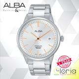 Toko Alba Prestige Jam Tangan Pria Tali Logam Silver As9B85X1 Terlengkap