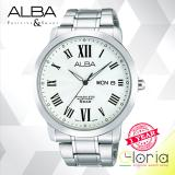 Review Pada Alba Prestige Jam Tangan Pria Tali Stainless Steel Silver At2019X1