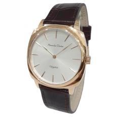 Alexandre Christie 8483MHLRGSL Elegance - Jam Tangan Pria - Rose Gold
