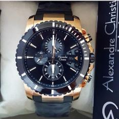 Alexandre Christie AC-6455 Jam Tangan Original Fashion Pria Limited Edition