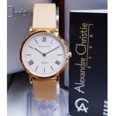 Alexandre Christie - AC 8471 - Jam tangan Stainless Steel TERBARU
