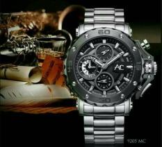 Alexandre Christie Ac 9205 / Ac 9205MC Silver Original & Bergaransi