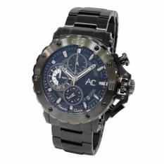 Alexandre Christie (AC Collection) 9205MCBEPBA Black - Jam Tangan Pria