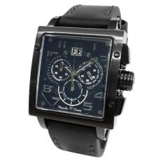 Alexandre Christie AC Collection AC6195 - Jam Tangan Pria - Black