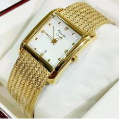 Alexandre Christie AC2565K - Jam Tangan Wanita - Stainless Steel (Gold)