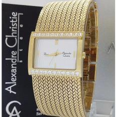 Alexandre Christie AC3112 OBOS - jam tangan wanita Terbaru