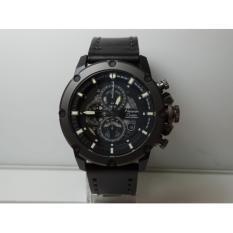 Beli Alexandre Christie Ac6416Mc Chronograph Black Ring Grey Cicil