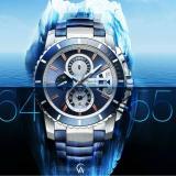 Jual Alexandre Christie Ac6455 Jam Tangan Pria Stainless Steel Biru Dki Jakarta Murah