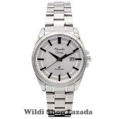 Toko Alexandre Christie Ac8404Ls Jam Tangan Wanita Stainless Steel Silver Online Dki Jakarta