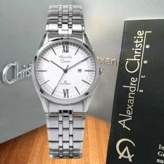 Alexandre Christie AC8510L Jam Wanita Rantai Stainless Steel