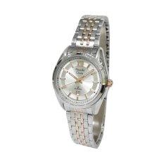 Harga Alexandre Christie Classic Steel 8501Ldbtrsl Jam Tangan Wanita Silver Rose Gold Alexandre Christie Asli