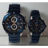Jual Alexandre Christie Jam Tangan Couple Alexandre Christie Ac6410Mc Bf Silver Blue Stainless Steel Branded