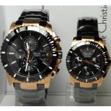 Toko Alexandre Christie Jam Tangan Couple Alexandre Christie Ac6455Mc Bf Black Rosegold Stainless Steel Murah Indonesia