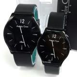 Katalog Alexandre Christie Jam Tangan Couple Leather Strap Ac 8496 Black Couple Alexandre Christie Terbaru