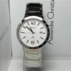 Daftar Harga Alexandre Christie Jam Tangan Pria Alexandre Christie Ac8313Md Sapphire Silver Stainless Steel Alexandre Christie